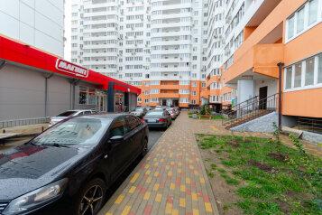 1-комн. квартира, 38 кв.м. на 4 человека, Зиповская улица, 46, Краснодар - Фотография 3