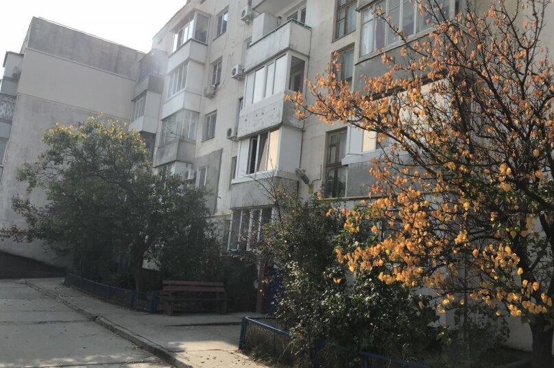 2-комн. квартира, 53 кв.м. на 5 человек, Солнечный переулок, 16, Судак - Фотография 11
