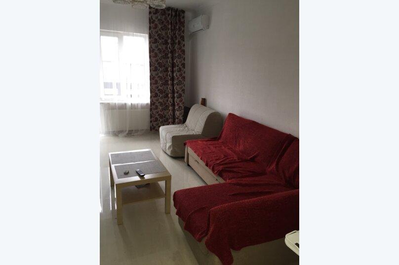 2-комн. квартира, 60 кв.м. на 6 человек, Ялтинская улица, 4к1, село Сукко - Фотография 19