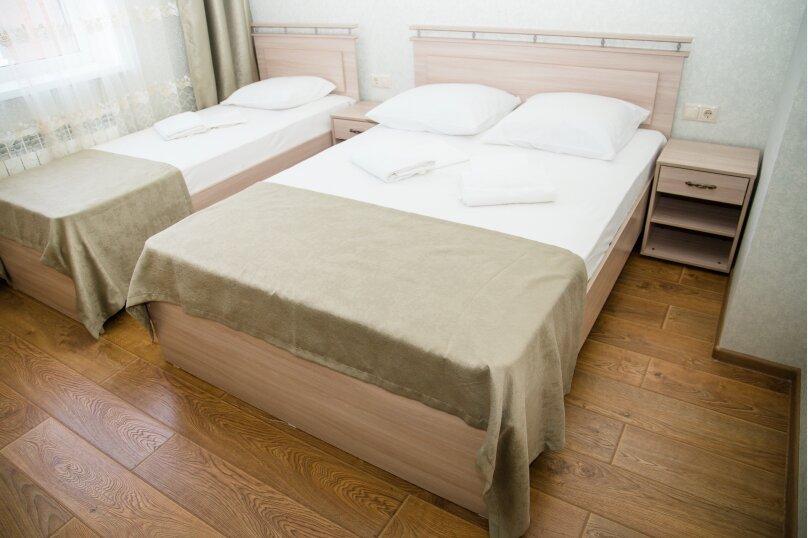 2-комн. квартира, 53 кв.м. на 5 человек, Красноармейская улица, 72, Витязево - Фотография 7