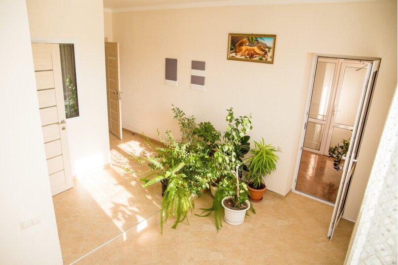 2-комн. квартира, 53 кв.м. на 5 человек, Красноармейская улица, 72, Витязево - Фотография 14