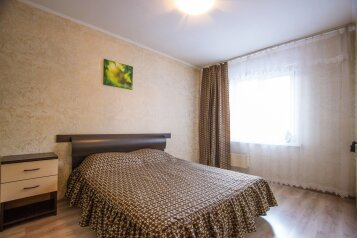 2-комн. квартира, 45 кв.м. на 4 человека, улица Весны, 9, Красноярск - Фотография 1