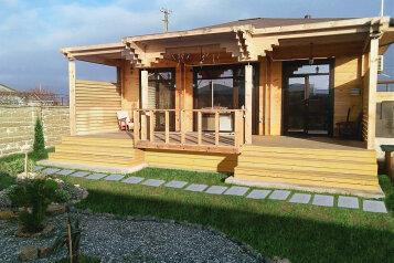 Дом в скандинавском стиле, 72 кв.м. на 7 человек, 3 спальни, СТ Орбита, ул. Зелёная, Заозерное - Фотография 1