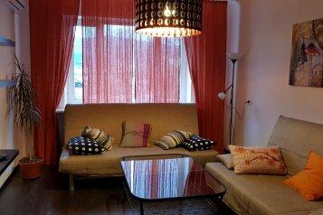 3-комн. квартира, 60 кв.м. на 6 человек, Микрорайон Парус, Геленджик - Фотография 1