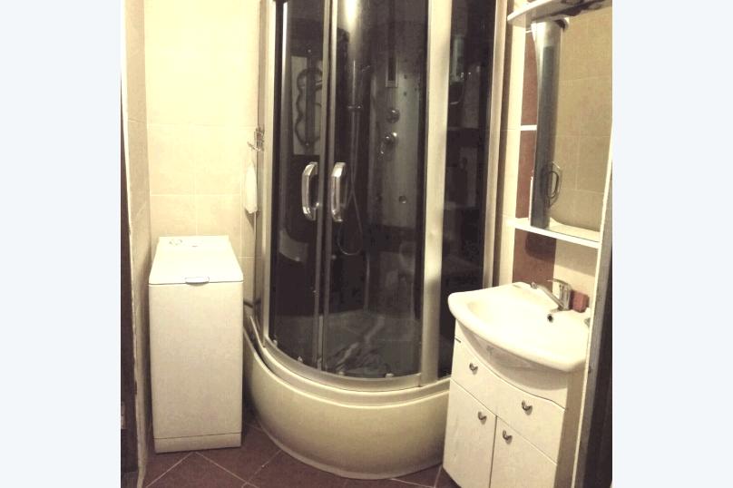 2-комн. квартира, 57 кв.м. на 6 человек, улица Фатыха Амирхана, 47, Казань - Фотография 3