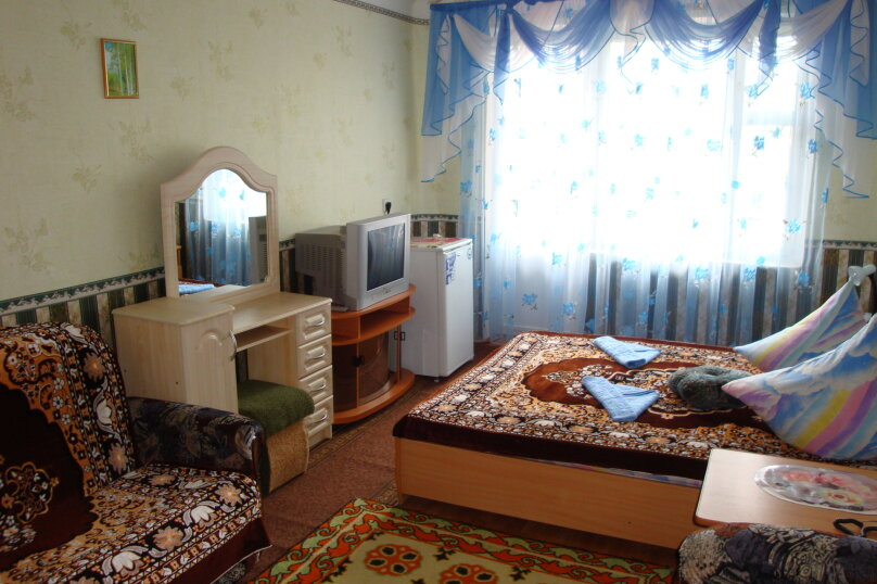 Эконом стандартный - 2-х местный.,  1 квартал, дом 2, корпус 1, Щелкино - Фотография 1