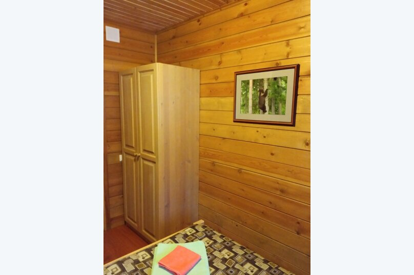"""Гостевой дом """"Три медведя"""", п.Сяпся, 1 на 6 комнат - Фотография 15"""