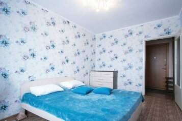 2-комн. квартира, 45 кв.м. на 4 человека, улица 78-й Добровольческой Бригады, 19, Красноярск - Фотография 2
