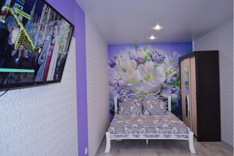 1-комн. квартира, 50 кв.м. на 4 человека, Радужная улица, 1к1, Чебоксары - Фотография 2