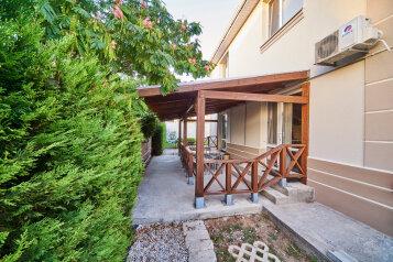 Отдельный этаж дома на 2-3 семьи, 75 кв.м. на 10 человек, 3 спальни, Благодатная, Севастополь - Фотография 2