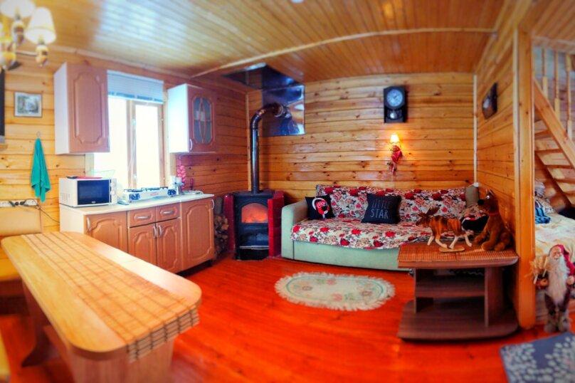 Дом, 50 кв.м. на 7 человек, 1 спальня, Заозерная, 7, Лахденпохья - Фотография 14