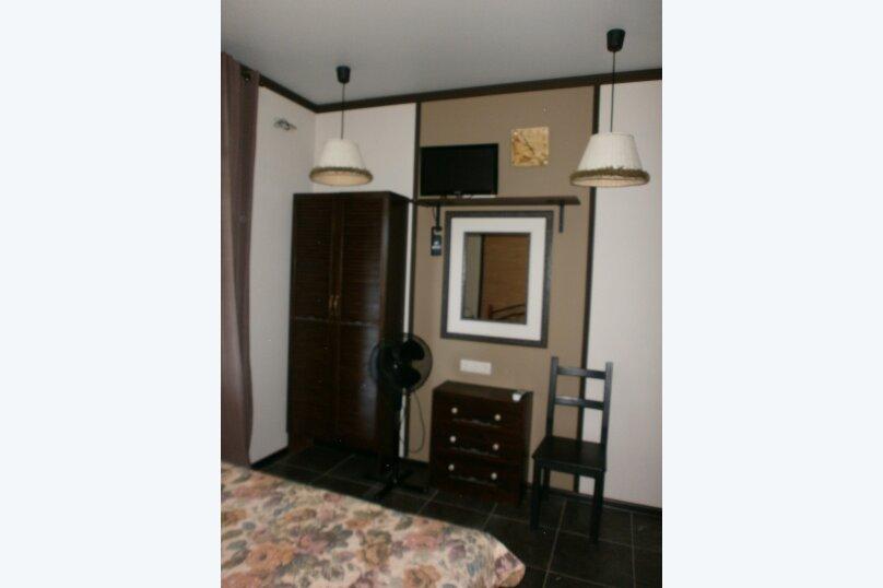 Однокомнатный полулюкс 2-х местный N5, улица Сьянова, 19, Лазаревское - Фотография 1