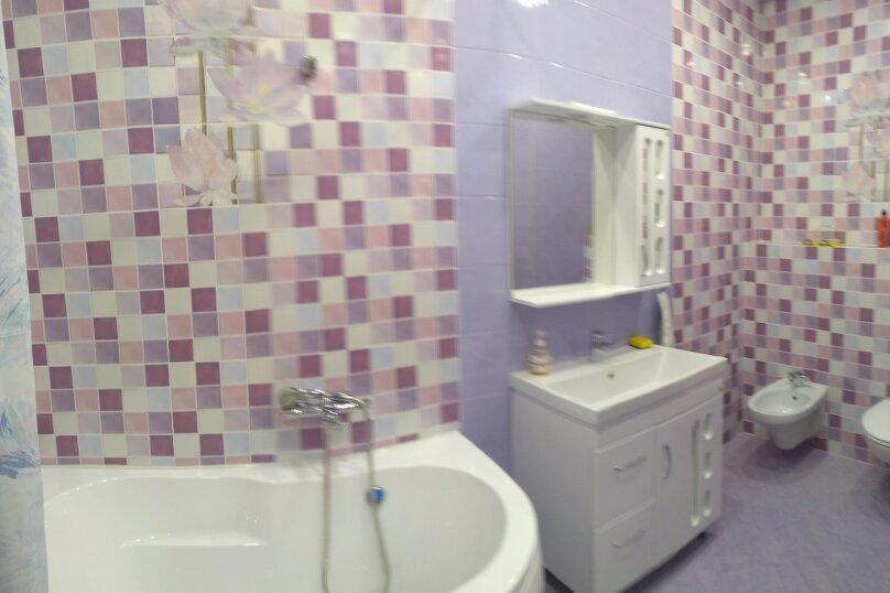 2-комн. квартира, 65 кв.м. на 6 человек, улица Гоголя, 7к1, Геленджик - Фотография 4