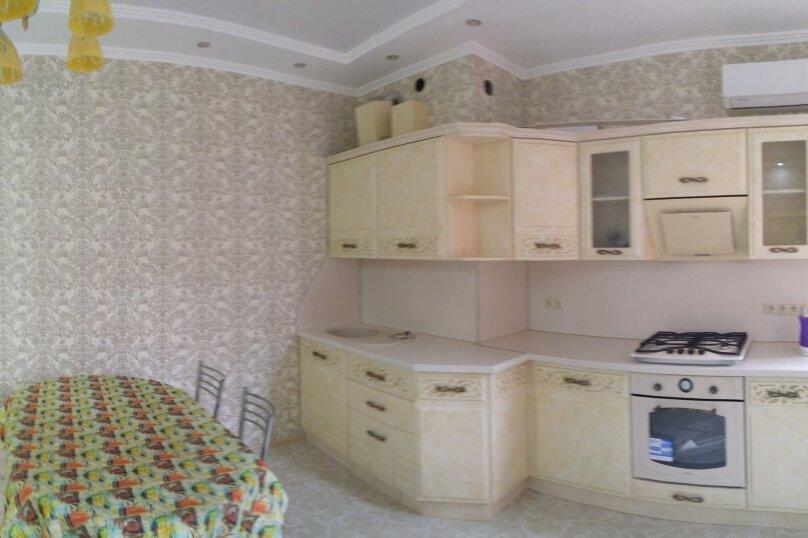 2-комн. квартира, 65 кв.м. на 6 человек, улица Гоголя, 7к1, Геленджик - Фотография 5