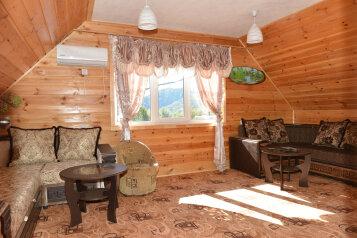 Дом под-ключ, 75 кв.м. на 6 человек, 2 спальни, Кронштадтский переулок, 6, село Алексеевское, Сочи - Фотография 3