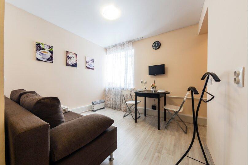 1-комн. квартира, 13 кв.м. на 2 человека, улица Челюскинцев, 29, Екатеринбург - Фотография 2