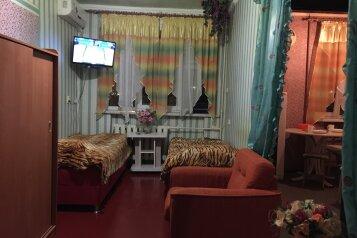 1-комн. квартира, 30 кв.м. на 4 человека, набережная Адмирала Серебрякова, 25, Новороссийск - Фотография 1