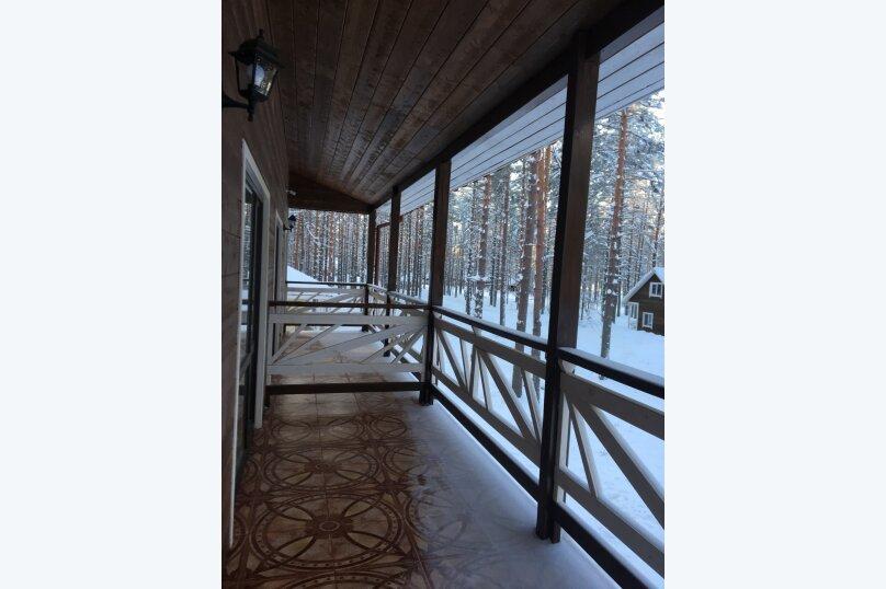 """Гостевой дом """"Pine Land"""", Суоярвская, 65 на 3 комнаты - Фотография 120"""