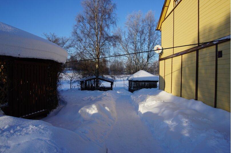 """Дом для отпуска """"Лужская деревня"""", Озерная улица, 10 на 4 комнаты - Фотография 15"""