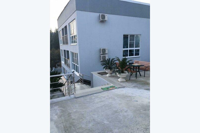 1-комн. квартира, 30 кв.м. на 3 человека, Орбитовская, 5, Адлер - Фотография 1