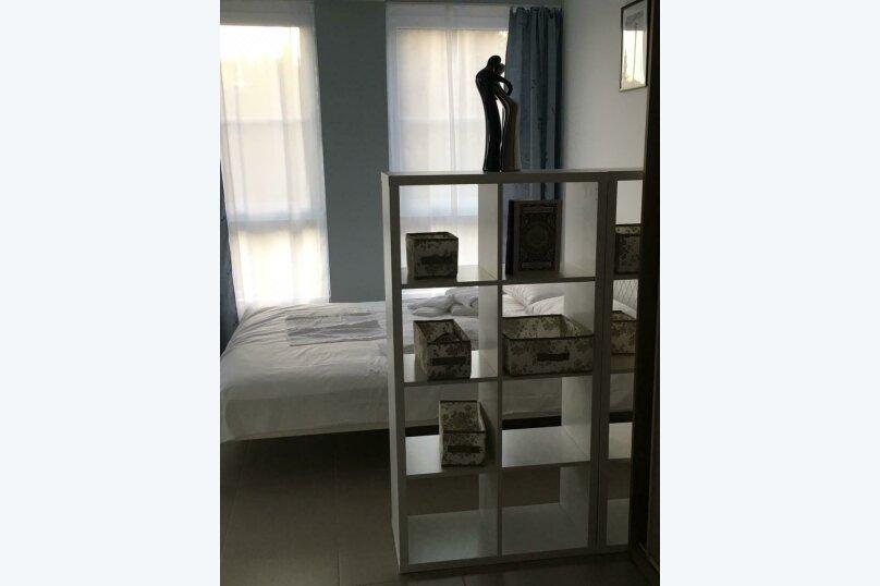 1-комн. квартира, 30 кв.м. на 3 человека, Орбитовская, 5, Адлер - Фотография 9