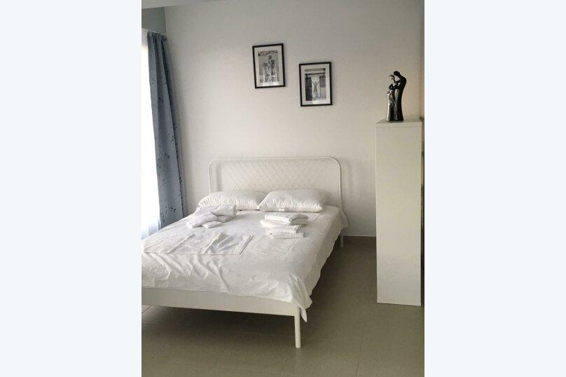 1-комн. квартира, 30 кв.м. на 3 человека, Орбитовская, 5, Адлер - Фотография 16