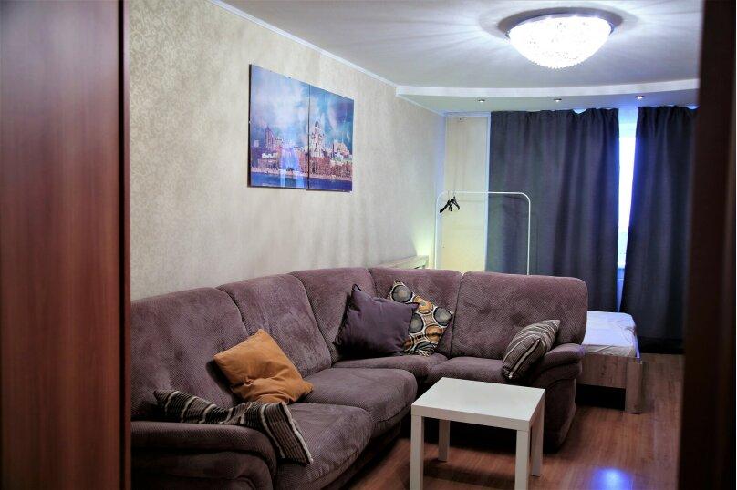 Трехместный стандарт, Родонитовая улица, 9, Екатеринбург - Фотография 1