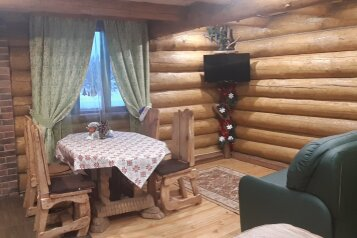 Гостевой дом на берегу оз. Онего, 90 кв.м. на 8 человек, 2 спальни, дер. Тулгуба, Зеленая, 10, Петрозаводск - Фотография 4
