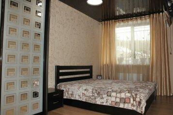 2-комн. квартира, 62 кв.м. на 6 человек, улица Айвазовского, 25, Судак - Фотография 1