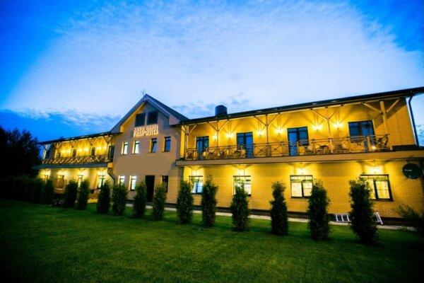 Парк-отель, д. Дранишники, Приозерское шоссе на 24 номера - Фотография 1