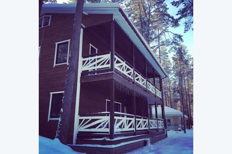 """Гостевой дом """"Pine Land"""", Суоярвская, 65 на 3 комнаты - Фотография 11"""