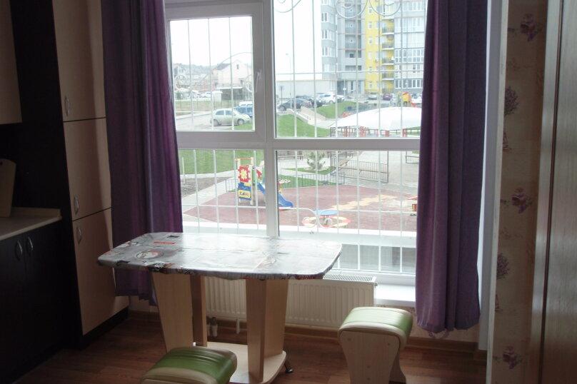 1-комн. квартира, 33 кв.м. на 3 человека, улица Батурина, 79, Симферополь - Фотография 6