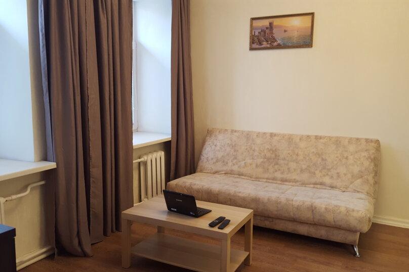 2-комн. квартира, 60 кв.м. на 4 человека, Советская улица, 38, Севастополь - Фотография 5