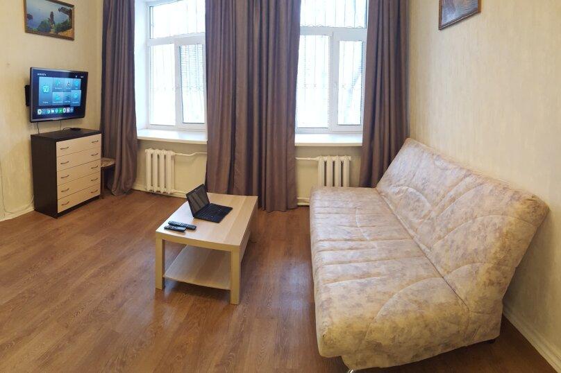 2-комн. квартира, 60 кв.м. на 4 человека, Советская улица, 38, Севастополь - Фотография 6