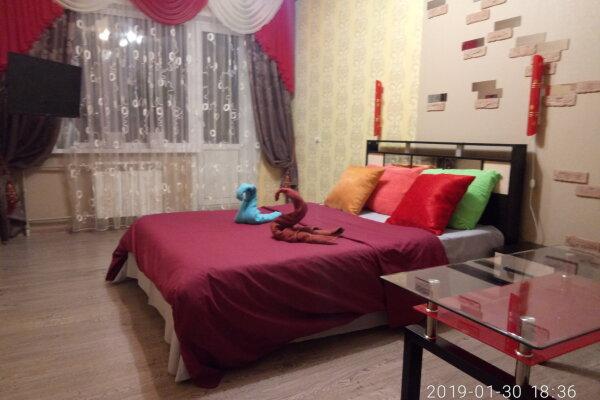 1-комн. квартира, 45 кв.м. на 4 человека, улица Богдана Хмельницкого, 71, Фрунзенский район, Иваново - Фотография 1