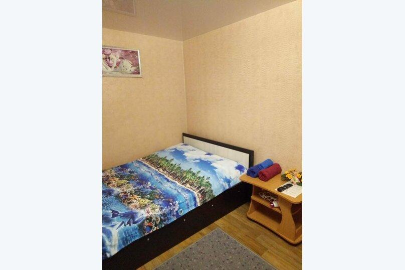 1-комн. квартира на 5 человек, переулок Нахимова, 14, Томск - Фотография 11
