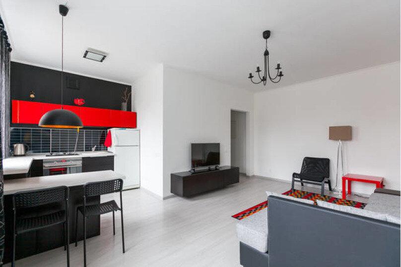 1-комн. квартира, 35 кв.м. на 2 человека, Звездный бульвар, 14, Москва - Фотография 1