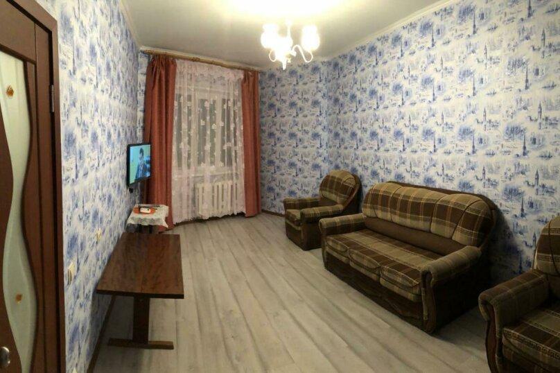 3-комн. квартира, 62 кв.м. на 7 человек, Олимпийская, 79, Кировск - Фотография 16