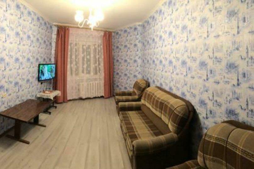 3-комн. квартира, 62 кв.м. на 7 человек, Олимпийская, 79, Кировск - Фотография 20