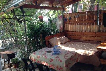2-комнатный номер со своим зеленым двориком:  Номер, Стандарт, 4-местный, Гостевой дом, улица Саранчева на 2 номера - Фотография 3