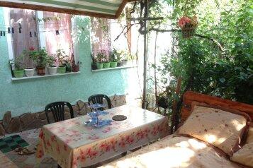 2-комнатный номер со своим зеленым двориком:  Номер, Стандарт, 4-местный, Гостевой дом, улица Саранчева на 2 номера - Фотография 4