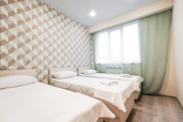 2-комн. квартира, 60 кв.м. на 7 человек, улица Станиславского, 1А, Адлер - Фотография 2
