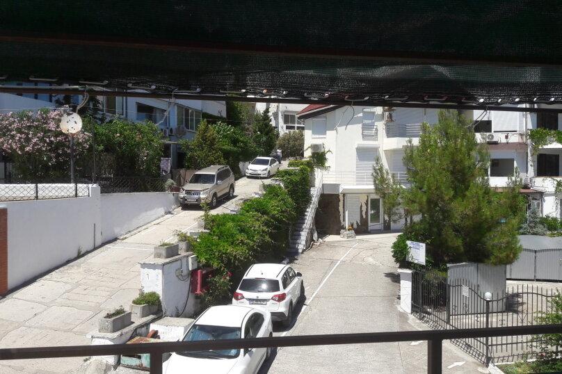Эллинг, 100 кв.м. на 6 человек, 2 спальни, Судакское шоссе, Дельфин, Блок 5 Эллинг 17, Алушта - Фотография 21
