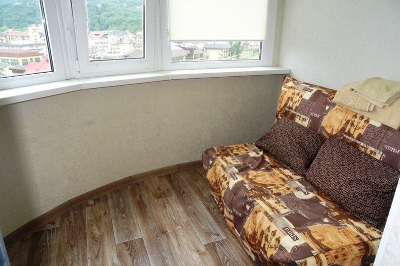 1-комн. квартира, 25 кв.м. на 4 человека, Тормахова, 2к2, Лазаревское - Фотография 4