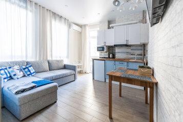 2-комн. квартира, 34 кв.м. на 4 человека, Тростниковая улица, 35, Адлер - Фотография 1