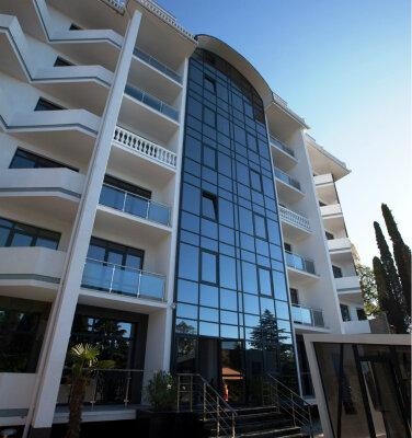 Apart-hotel в современном стиле, Алупкинское шоссе, 34 е на 37 номеров - Фотография 1