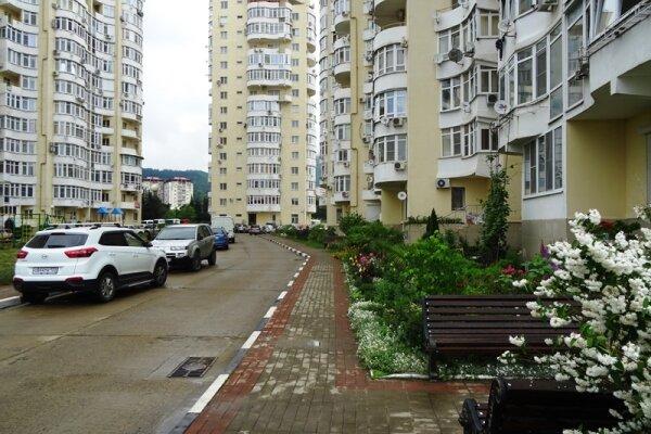 1-комн. квартира, 25 кв.м. на 4 человека, Тормахова, 2к2, Лазаревское - Фотография 1
