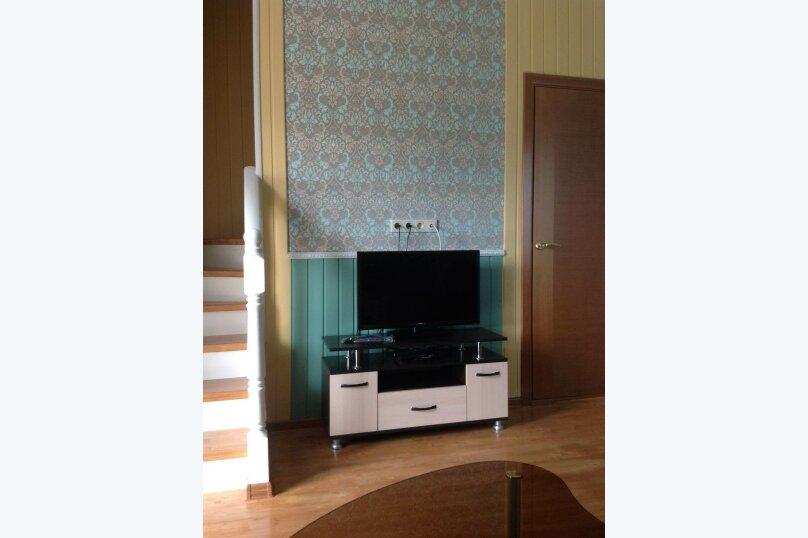 Двухэтажный дом с кухней и бассейном, 80 кв.м. на 6 человек, 1 спальня, Ленина, 131, Кучугуры - Фотография 11