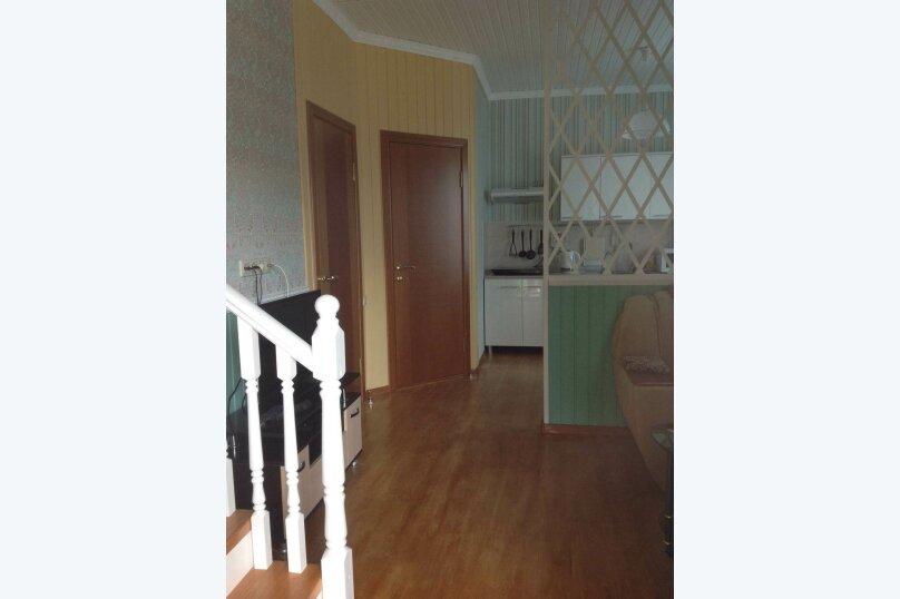 Двухэтажный дом с кухней и бассейном, 80 кв.м. на 6 человек, 1 спальня, Ленина, 131, Кучугуры - Фотография 16