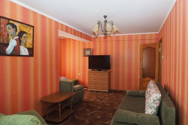 2-комн. квартира, 70 кв.м. на 5 человек, Набережная улица, 14, Кисловодск - Фотография 1